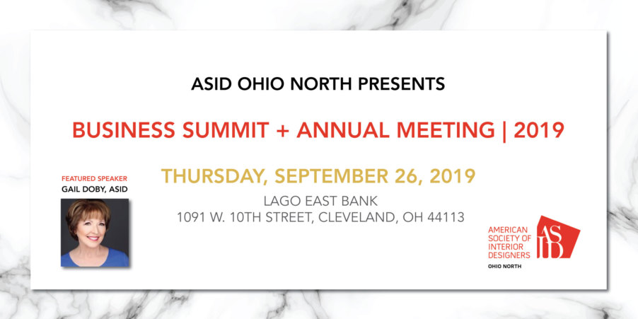 Business Summit + Annual Meeting 2019